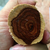 Hainan huanghuali wood hand bracelets beads beads beads handballs pieces fine carving pieces carving material mouthpiece