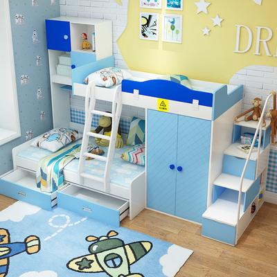 床储物柜组合床新品特惠