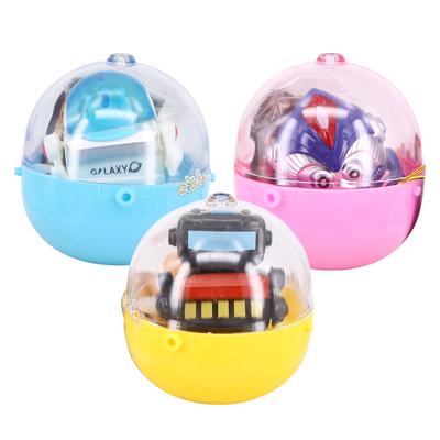 10个包邮 饵果机器人奇趣玩具蛋糖果软糖