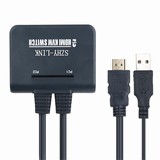 SZHY-LINK 2-way USB HDMI KVM switch 2 into a binary one 4K30HZ Desktop