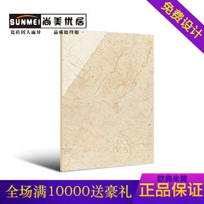 简一大理石瓷砖客厅地砖