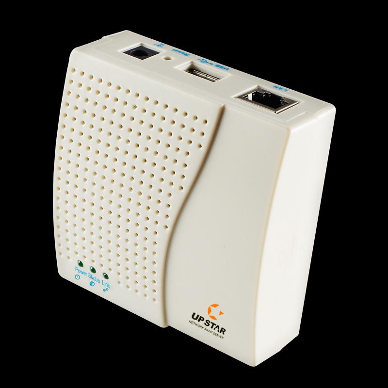 富士通 DPK610K USB网络打印机服务器 USB网络打印机共享器