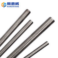 1 m 3 m long toothed 304 stainless steel screw / wire / screw / tooth bar / M3-M6-M30