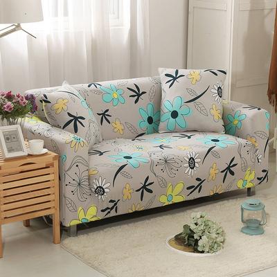 华丽莱弹力全包沙发套四季欧式沙发罩布艺简约单双人组合沙发套巾品牌巨惠