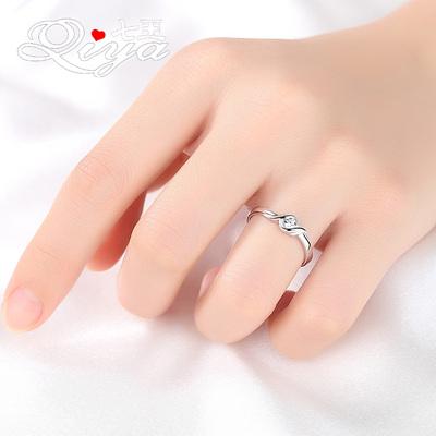 女生韩版戒指