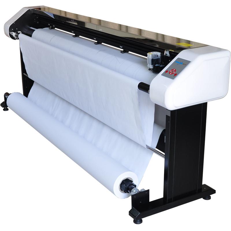 松井连供双喷头绘图仪排版机麦架打印 网络接口无需驱动