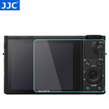 JJC Sony RX100III IV RX100M6 M3 M5A M7 tempered film black card screen protection film