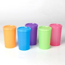 特百惠 迷你QQ水杯 140ml随身塑料保鲜杯子 儿童杯