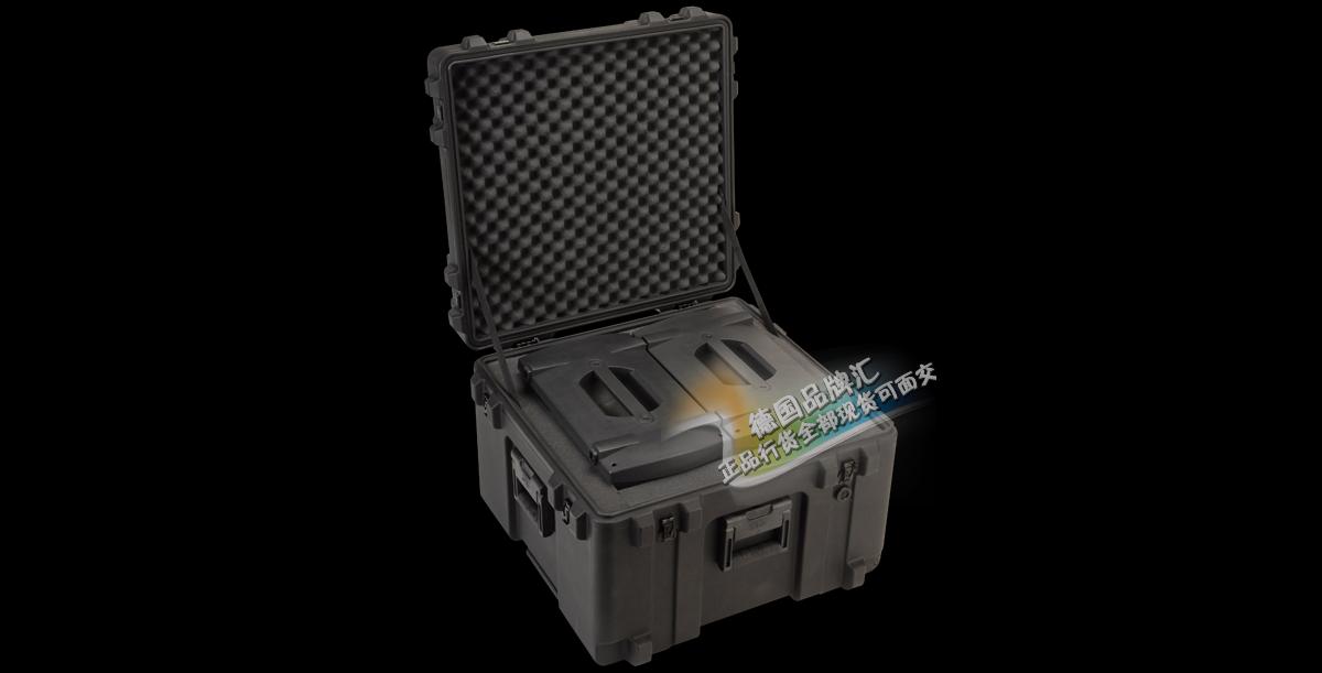 SKB防火耐腐蚀抗压大型防护箱专用器材设备用安全箱2423-17