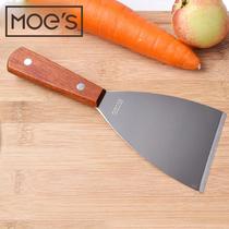 鱿鱼冷面 铲子 商用不锈钢日式料理铲铁板铲牛排铲煎铲多用刮铲