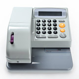English Cheque Printer Small Hong Kong Malay Singapore Multinational Currency Typewriter Check Typewriter Automatic