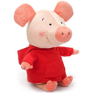 德国NICI猪公仔毛绒玩具小猪威比公仔可爱猪猪玩偶娃娃猪年吉祥物