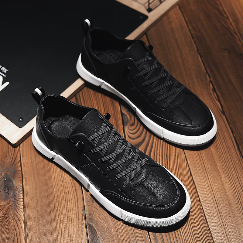 韩版简约休闲鞋