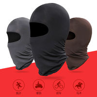 Winter riding mask CS head cover male face Gini full face wind masks motorcycle protective face hood cap masked cap