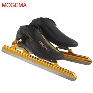 MOGEMA短道速滑冰刀鞋大道速滑冰刀脱位冰刀鞋