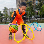 Fanatic basketball training equipment dribble ball control breakthrough agile passing bounce training equipment octagonal obstacles