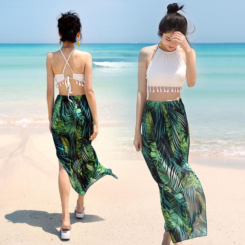 韩国情侣沙滩泳装