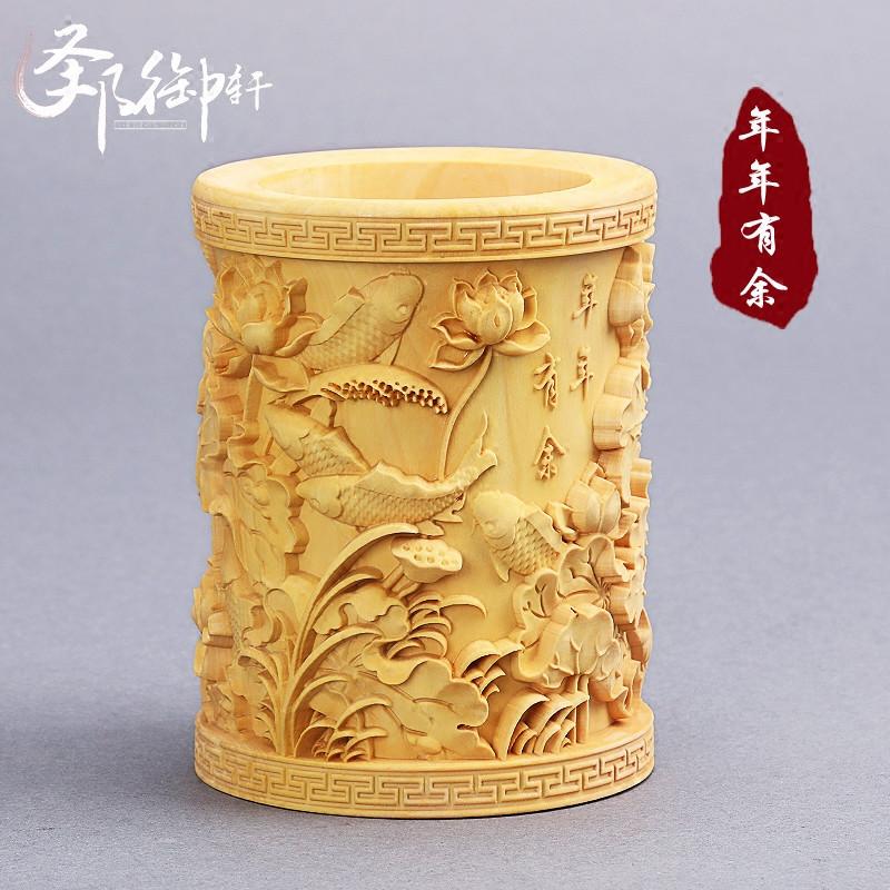 黄杨木雕刻