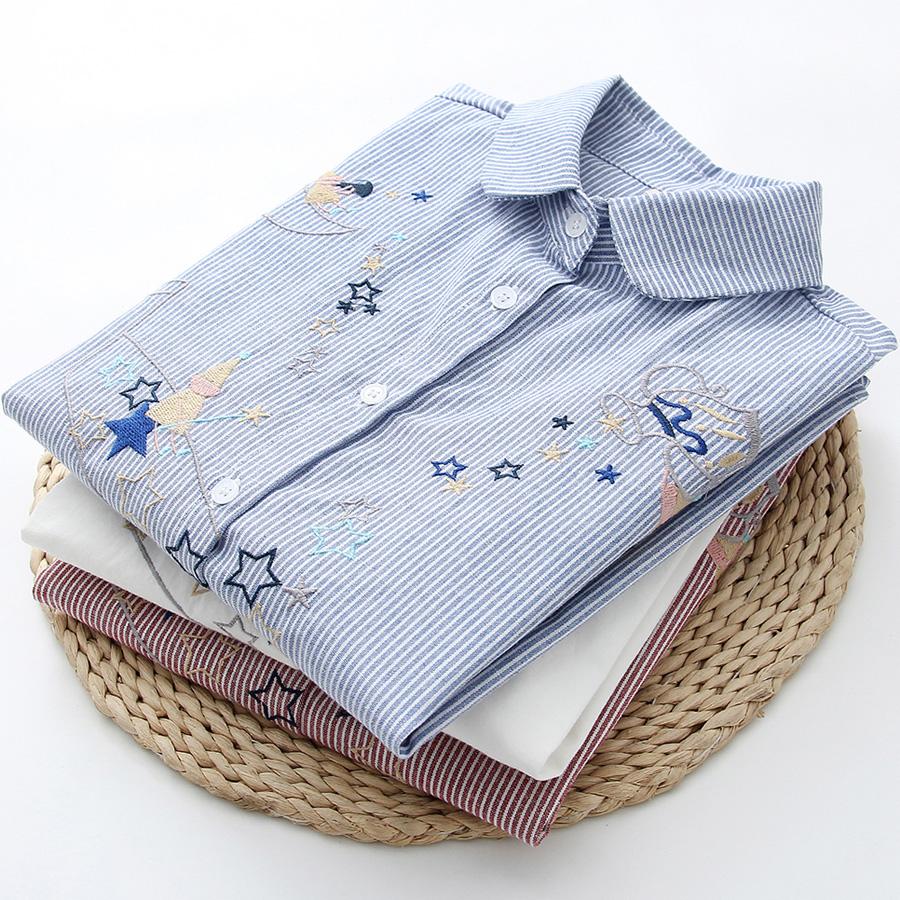 小星星衬衫