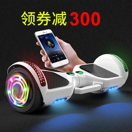 两轮智能电动平衡车8-12儿童成年小孩代步双轮学生成人自平行车图片