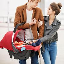 好孩子婴儿提篮式汽车儿童安全座椅新生儿宝宝汽车用便携车载摇篮