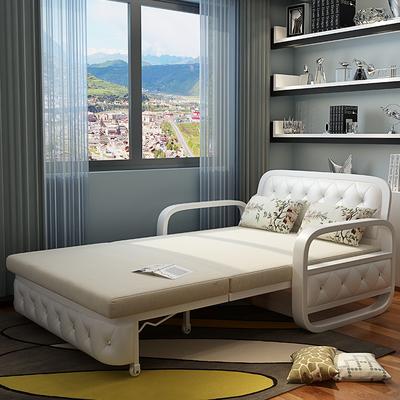 折叠沙发床 可折叠客厅小户型双人两用多功能单人简约现代1.8米