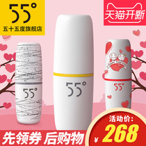 Lkk55 Cup quick cooling cup thermal insulation womens holiday gift prizes baby Milk Cup students