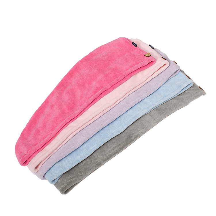 干发帽超强吸水包头巾擦头发速干毛巾韩国成人浴帽可爱干发巾女