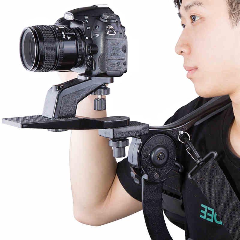 摄像机 单反 肩托