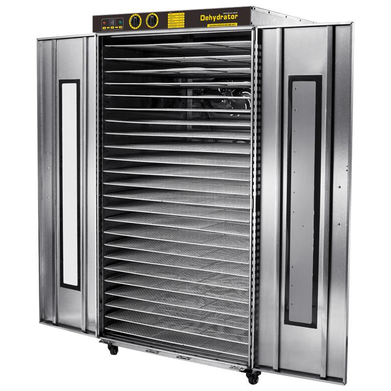 心驰水果烘干机商用大型干果机蔬菜腊肉食物风干机脱水食品风干机