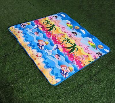 晨熙环保可折叠爬行垫防水家用客厅地垫便携爬爬垫户外野餐垫地垫