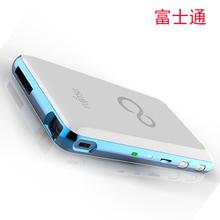 富士通fa100家用智能微型手机投影仪3D无线1080p安卓迷你便携办公