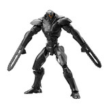 Bandai assembled armor model HG DX overseas limited Pacific Rim 2 Fury Obsidian Black Reef