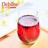 German imported fruit rum fruit tea cold bubble fruit tea fruit combination tea Gulangyu afternoon tea selection
