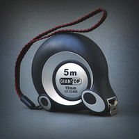 German craft! 3 m mini tape measure 5 m home 5.5 m 8 m designer steel tape measure Fashion self-locking