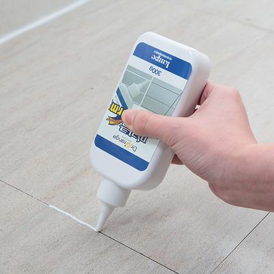 韩国进口美缝剂瓷砖地板家专用防水厨房卫生间填缝白色防霉勾缝剂