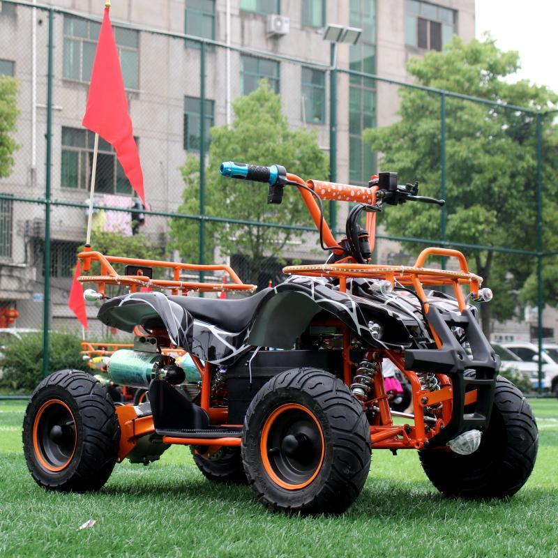 小小公牛ATV电动广场出租电瓶车沙滩车
