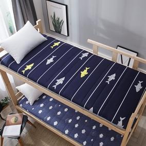 学生床垫宿舍单人加厚0.9m寝室上下铺软1.9褥子0.8米190cm垫被1.2