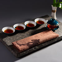 A package of Tailong thick cotton tea towel Microfiber absorbent tea cloth rag Kung Fu tea set spare parts