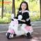 鹰豪儿童玩具电动车宝宝可坐人电动三轮充电摩托车小孩玩具1-3岁
