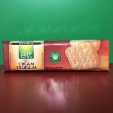西班牙进口gullon谷优热带奶油味饼干(酥性饼干)200克 临期特价
