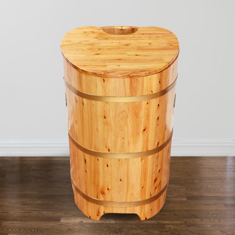 柏一香柏木洗浴洗澡泡澡桶木桶浴缸浴桶成人木质沐浴桶家用小浴盆