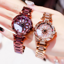 2018 New ZKY Time Running Watch Women's Net Red Tremble Fashion Waterproof Simple Watch