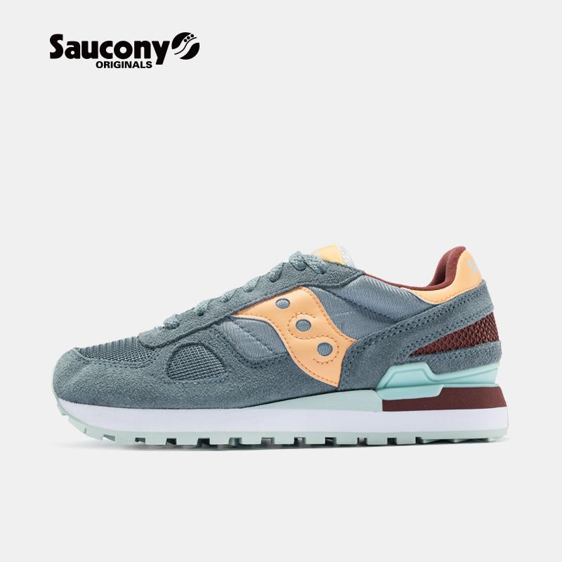 Saucony圣康尼SHADOW ORIGINAL休闲复古运动鞋跑步鞋女S1108-634