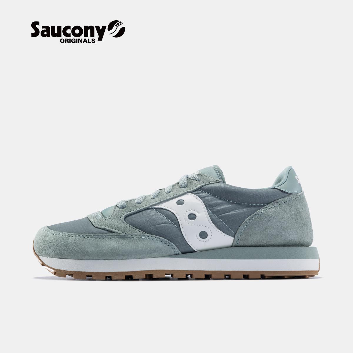 Saucony圣康尼 JAZZ ORIGINAL CL复古跑鞋运动鞋男子跑步鞋S70353