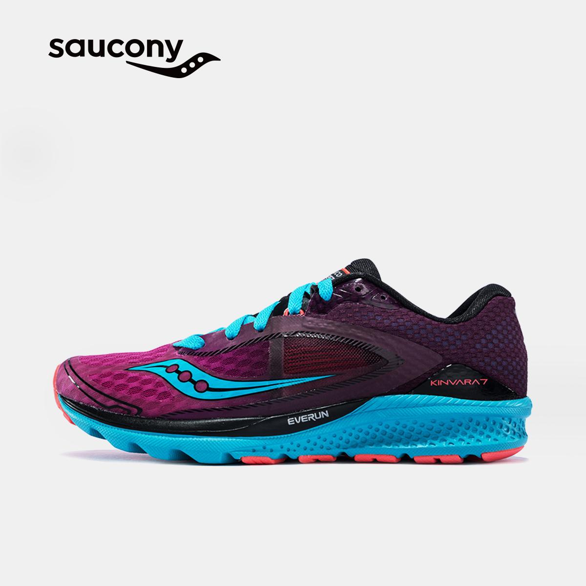 Saucony圣康尼 KINVARA 7 训练跑鞋 运动鞋女子跑步鞋 S10298-A