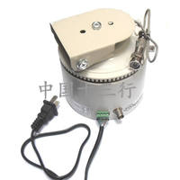 Indoor horizontal small pan/tilt AC220V 306 surveillance camera PTZ camera rotating hot sale