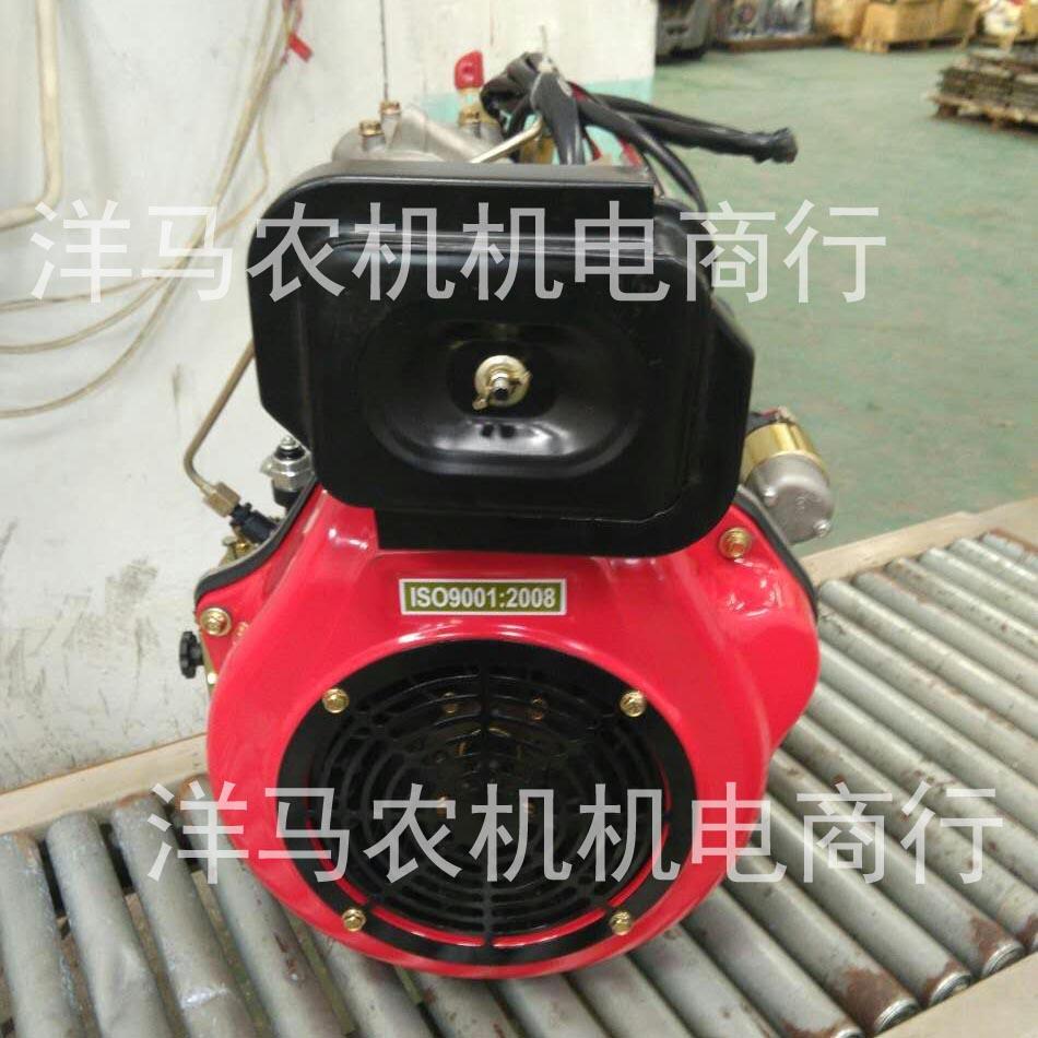 王野162FMJ-P 甘肃兰驼 三轮车柴油机 188F-3王野三轮车发动机