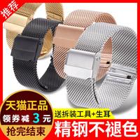 手表表带钢带超薄