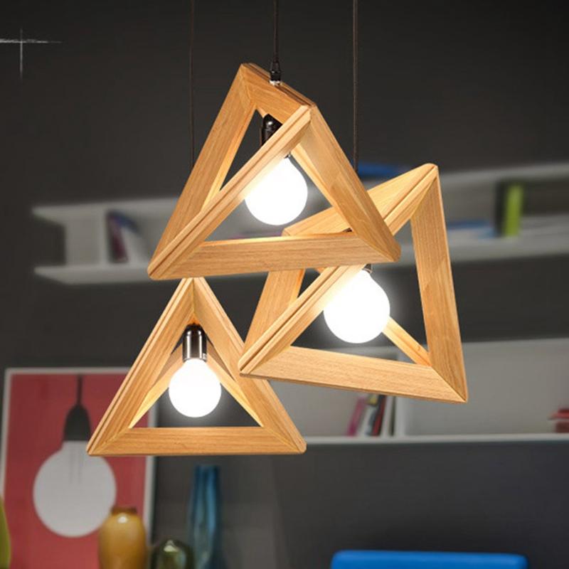 餐厅吊灯 三角形吊灯